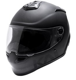 Helmet NEW - Catalyst Carbon Fiber Black Matte Full Face Helmet