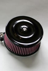 MJK Original Parts S&S Air Cleaner Kit Black Anodized ($235 USD Approx)