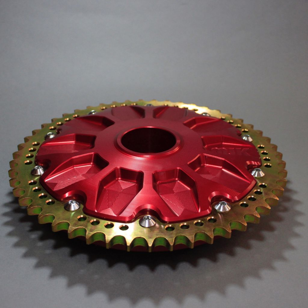 MJK Original Parts Cush Chain Drive Kit ($1195 USD approx)
