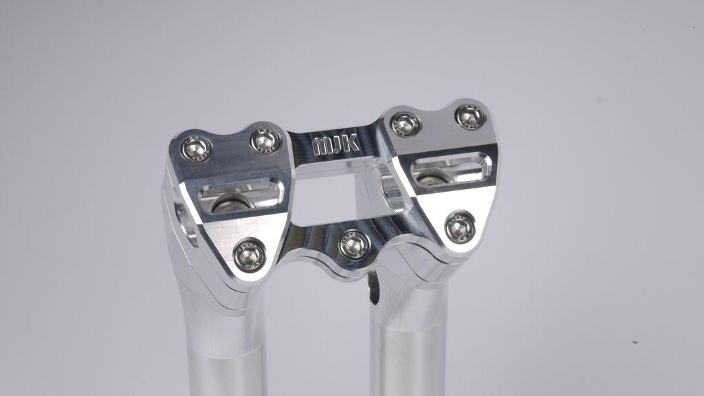 MJK Original Parts Pull Back Handle Bar Risers (Approx $599.95USD)