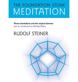 Rudolf Steiner Press The Foundation Stone Meditation