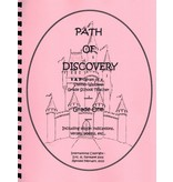 Eric K. Fairman A Path of Discovery – Grade 1:  A Program of a Waldorf Grade School Teacher