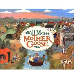 Penguin Will Moses' Mother Goose