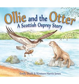 Kelpies Ollie and the Otter