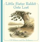 Floris Books Little Sister Rabbit Gets Lost
