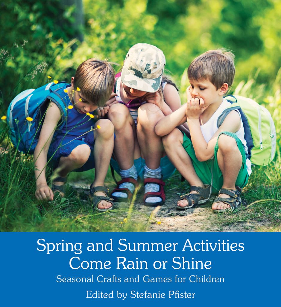 Floris Books Spring and Summer Activities Come Rain or Shine