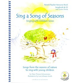 Naturally You Can Sing Sing a Song of Seasons with CD
