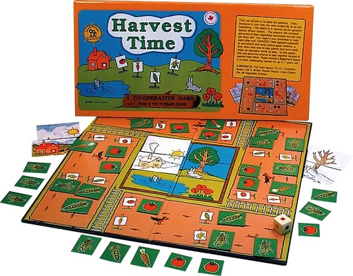 Family Pastimes Harvest Time