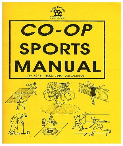 Family Pastimes Sports Manual