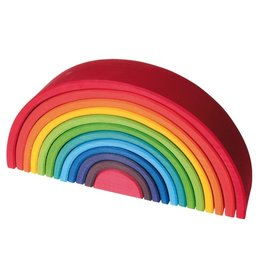 Grimm's Tunnel, Rainbow, 12 Pcs.