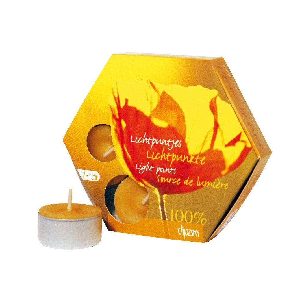 Dipam Dipam 7 tealights in aluminium cups