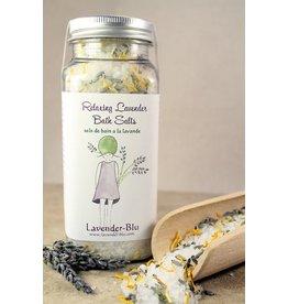 Lavender-Blu Lavender Bath Salts