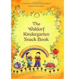 Steiner Books The Waldorf Kindergarten Snack Book