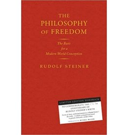 Rudolf Steiner Press The Philosophy Of Freedom: The Basis For A Modern World Conception hardcover