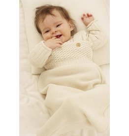 Disana Disana Baby Sleep Sac, Knitted Wool