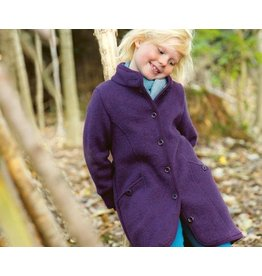 Disana Disana Boiled Wool Coat