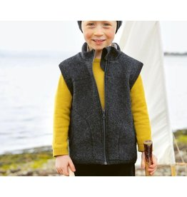 Disana Disana Child Vest, Boiled Wool