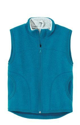 Disana Disana Child Vest, Boiled Wool