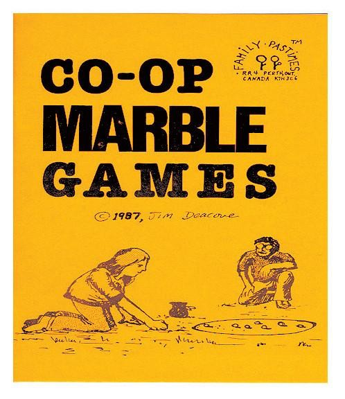 Family Pastimes Co-op Marble Games book