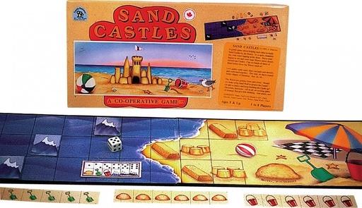 Family Pastimes Sand Castles