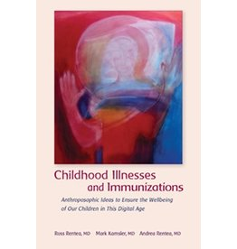 Steiner Books Childhood Illnesses and Immunizations