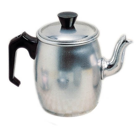 Gluckskafer Aluminum Coffee Pot 12 cm