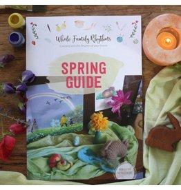 Meagan Wilson Whole Family Rhythms Spring Guide
