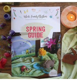 Megan Wilson Whole Family Rhythms Spring Guide