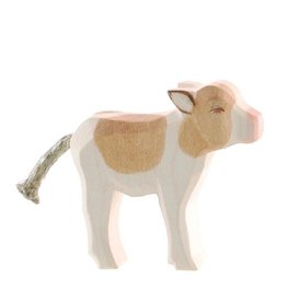 Ostheimer Cow - Calf brown standing