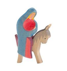 Ostheimer People - Mary on Donkey 2 pcs