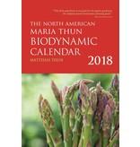 Floris Books The North American Maria Thun Biodynamic Calendar 2018
