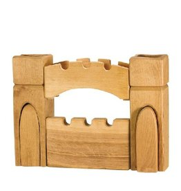 Ostheimer Gateway-Set with 2 towers, wall + bridge