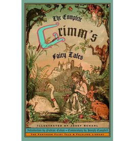 Pantheon The Complete Grimm's Fairy Tales