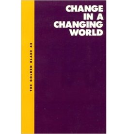 Floris Books Change in a Changing World: The Golden Blade #45