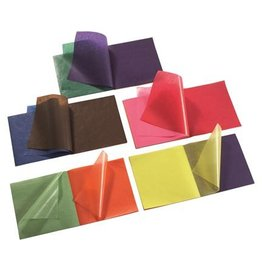 Mercurius Kite paper 16x16cm Christmas colours 10 sh