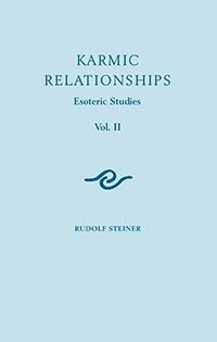Rudolf Steiner Press Karmic Relationships 2: Esoteric Studies (CW 236) HARDCOVER