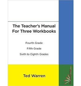 The Teenage Edge & Co. Teacher's Manual for Three Workbooks