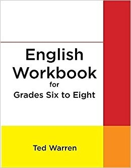The Teenage Edge & Co. English Workbook Grades Six to Eight