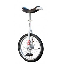 "OnlyOne Unicycle - OnlyOne 18"" white"