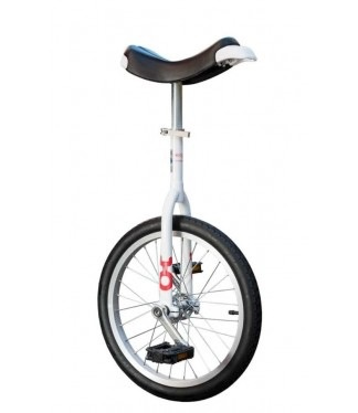 "OnlyOne Unicycle - OnlyOne 18"" white"