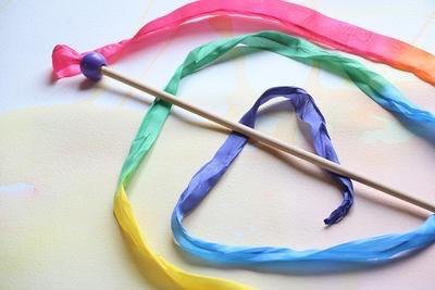 Sarah's Silks Sarah's Silks Streamer