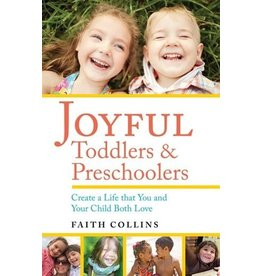 Hohm Press Joyful Toddlers & Preschoolers