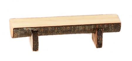 Gluckskafer Branch Wood Bench 9cm