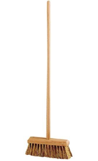 Gluckskafer Child's yard broom 81 cm