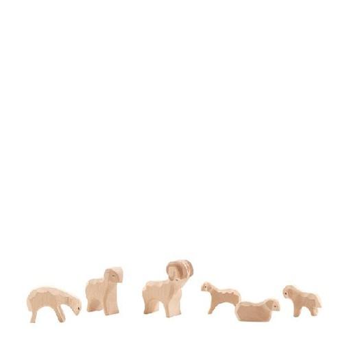 Ostheimer Sheep small 6 pcs