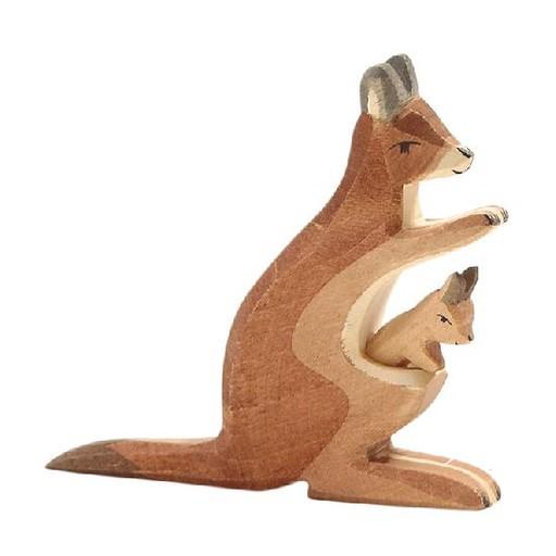 Ostheimer Kangaroo with Joey