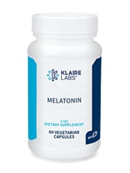 Prothera (Klaire Labs) Melatonin 3mg
