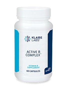Prothera (Klaire Labs) Active B Complex Vitamin B Supplement