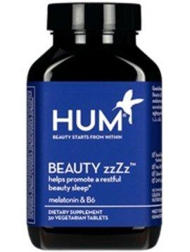 HUM Beauty ZZZz Bedtime Supplement
