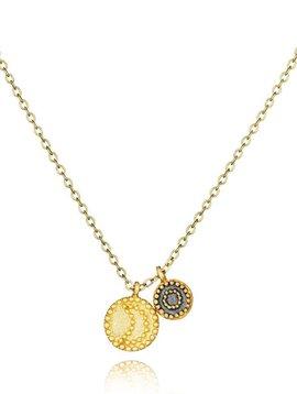 Satya Celestial Duo Necklace